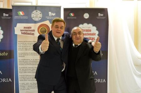 Lino e Peppino Colarusso